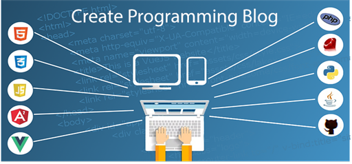 Create Programming Blog