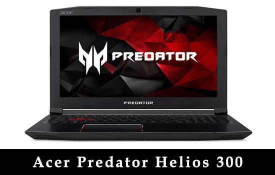 Acer Predator Helios 300 Android Development