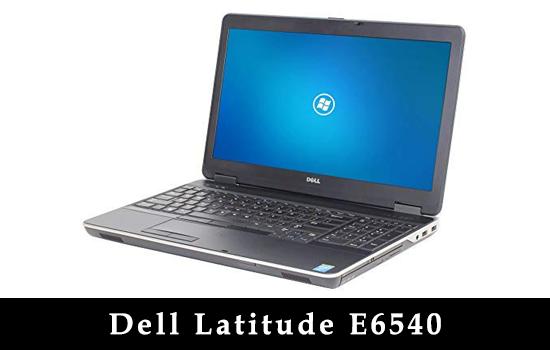Dell Latitude E6540 Android Development
